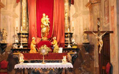 Dove si trova la statua di Maria Oggi?